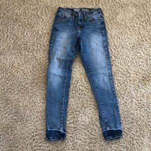 Mossimo Women's High-Rise Skinny Size 00/24